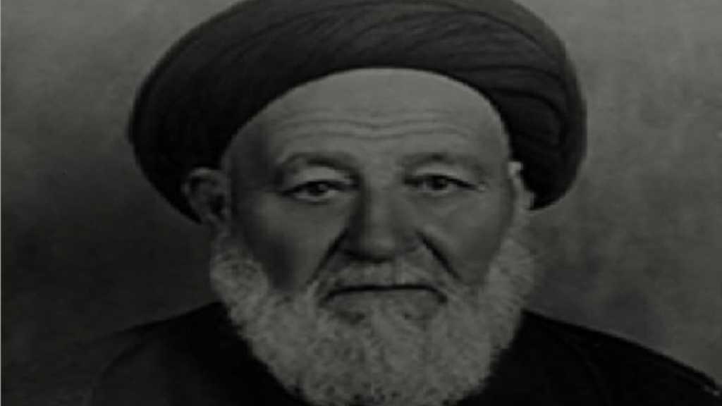 العلامة السيد عبد الحسين نور الدين (طاب ثراه)