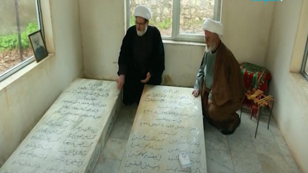 الشيخ حسن آل سليمان العاملي  المتوفى في رجب سنة 1184هـ