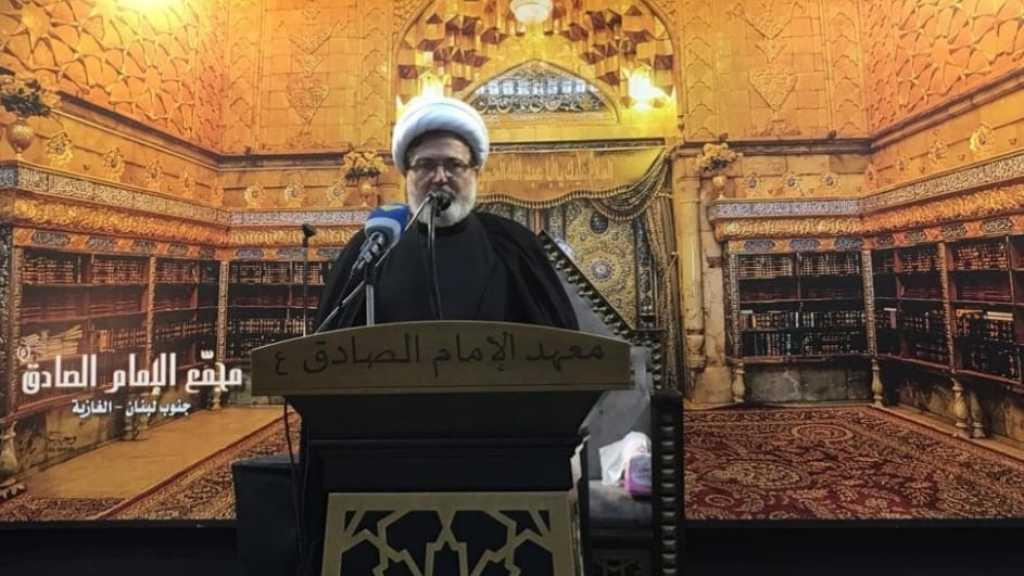 البغدادي: لن نتساهل مع عدونا وسنرد عليه بما يتناسب مع عدوانه