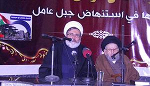 ندوة المدرسة  الدينية للسيد أبو الحسن موسى  الحسيني في شقراء