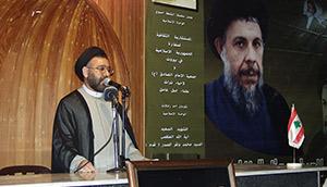 احتفال تكريم السيد محمد باقر الصدر في شحور