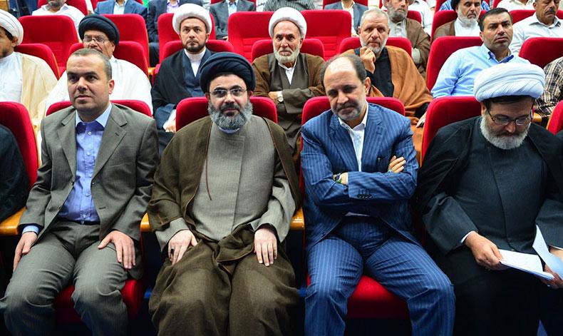 المؤتمر التاسع حول السيد محمد رضا آل فضل الله الحسني