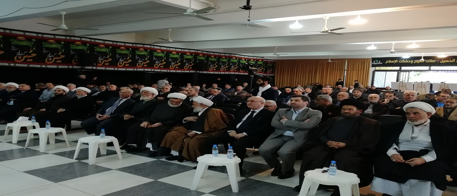 الشيخ بغدادي: على الأنظمة العربية والأوروبية أن تُلاقي إنجازات المقاومة بموقف جدّي من الإرهاب