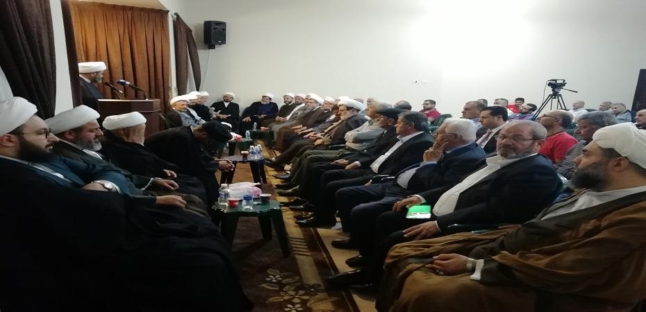 الشيخ بغدادي: التفاهم مع الأخوة في حركة أمل يتجاوز الإنتخابات النيابية ويؤسّس لتكامل استراتيجي