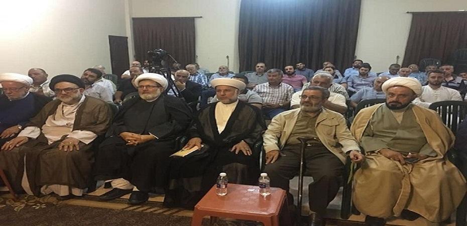 الشيخ بغدادي: يجب تظافر الجهود لإخراج تشكيل الحكومة من عقدتها الخارجية والمصالح الضيقة