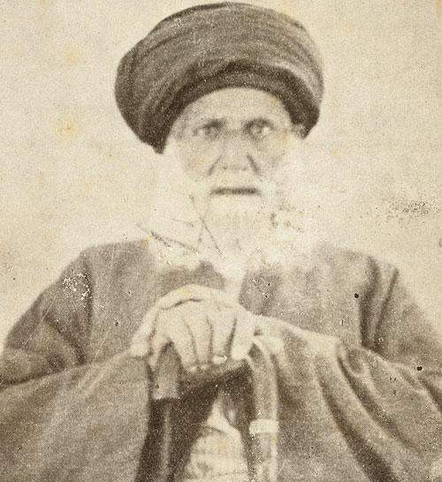 السيد محسن الأمين