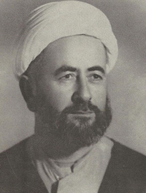 الشيخ رضا فرحات