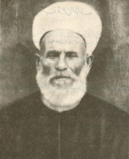 الشيخ علي مهدي شمس الدين