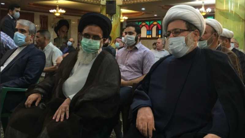 الشيخ البغدادي: ممثل سماحة السيد القائد في سوريا، داعية وحدة وجمع الكلمة في مواجهة مشاريع أمريكا التفتيتية