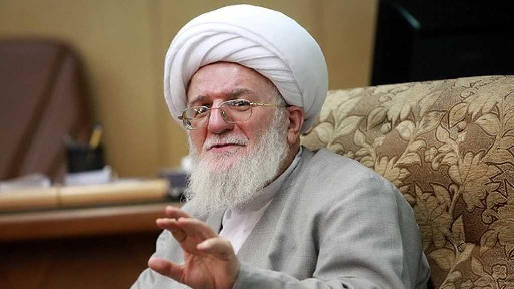 الشيخ البغدادي: آية الله التسخيري كان واحداً من الثلة القليلة التي أسست للمنهج التقريبي