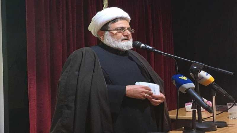 الشيخ البغدادي: المشكلة في لبنان تكمن بمقدار الإنحناء للمطالب الأمريكية