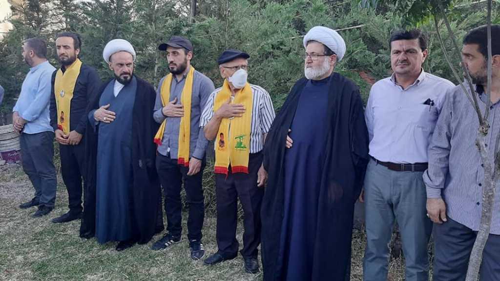 الشيخ البغدادي: إصرار المقاومة الإسلامية  على استرجاعها لجثمامين شهدائها دليلٌ على عظمتها وقوتها
