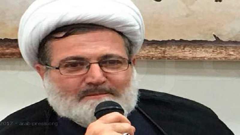 الشيخ البغدادي: الغباء الأمريكي الذي دعاه إلى ارتكاب هذه الجريمة، جعل محور  المقاومة كرة نار ستحرق المشروع الأمريكي في المنطقة