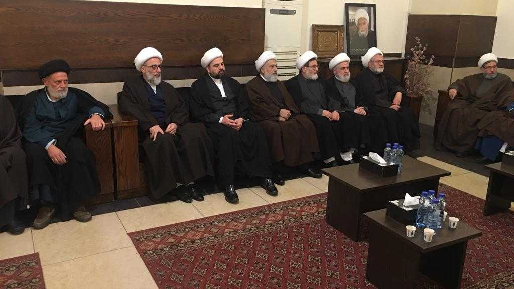 ذكرى أربعين العلامة المقدس الشيخ علي البغدادي  (طاب ثراه)
