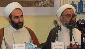 ندوة حول احكام زيارة القبور والمقامات من وجهة نظر المذاهب الاسلامية
