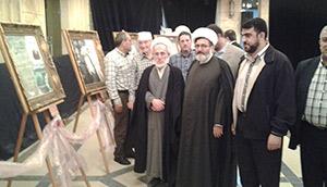 احتفال تكريم العلامة الراحل الشيخ عبد الحسين صادق