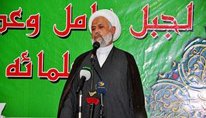 احتفال تكريم الشيخ موسى عز الدين
