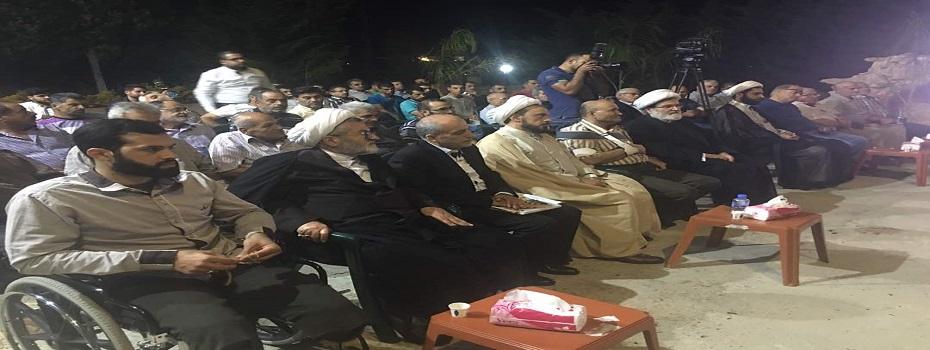 الشيخ بغدادي: يوم القدس العالمي هو بوابة  العبور إلى مطالبنا المحقة