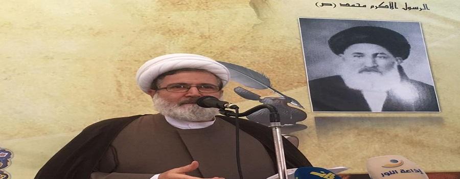 الشيخ بغدادي: لو قبل قادة النصرة بالتفاوض ضمن الشروط المعقولة من اليوم الأول لما كانت معركة الجرود