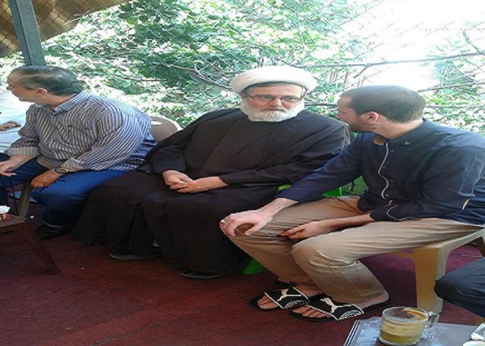 زار عضو المجلس المركزي في حزب الله سماحة الشيخ حسن بغدادي، الأسير المحرّر مهدي شعيب في بلدة الشرقية