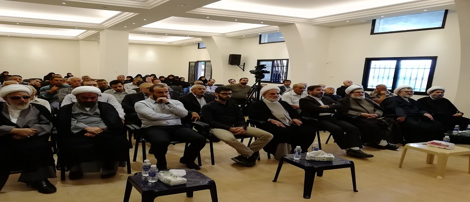الشيخ بغدادي: أصبحنا ضمن معادلة محور من يرسم سياسة مستقبل المنطقة، وستسمعون قريبًا بنهاية داعش في العراق وسوريا