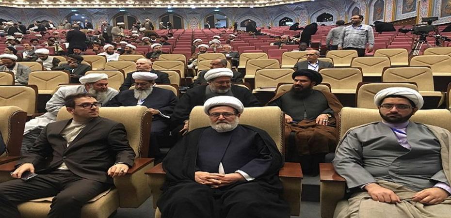 الشيخ بغدادي: يجب الابتعاد عن كلّ مايضرّ بوحدة المسلمين والعمل على تفعيل  القواسم المشتركة بين المذاهب الاسلامية