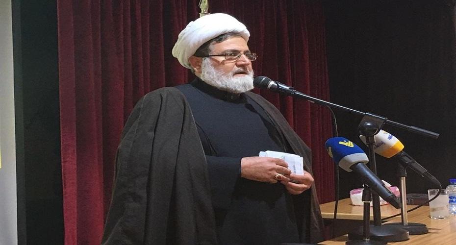 الشيخ بغدادي: على المسؤولين اللبنانيين أن يكونوا على قدر المسؤولية أمام عواصف المنطقة