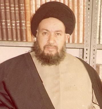 السيد عبد المحسن فضل الله