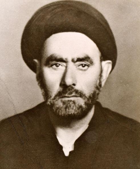 السيد هاشم معروف الحسني