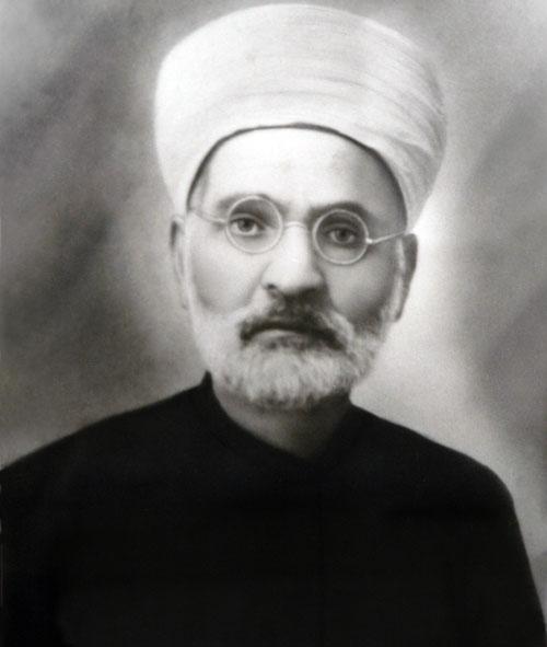 الشيخ أحمد رضا