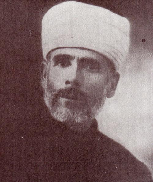 الشيخ سليمان ضاهر