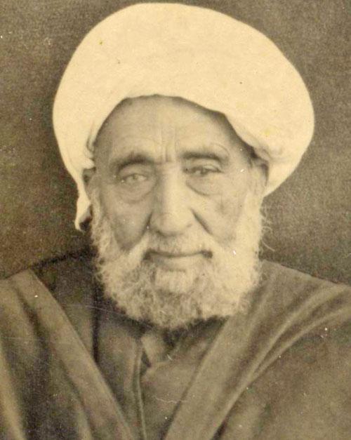 الشيخ عبد الحسين صادق
