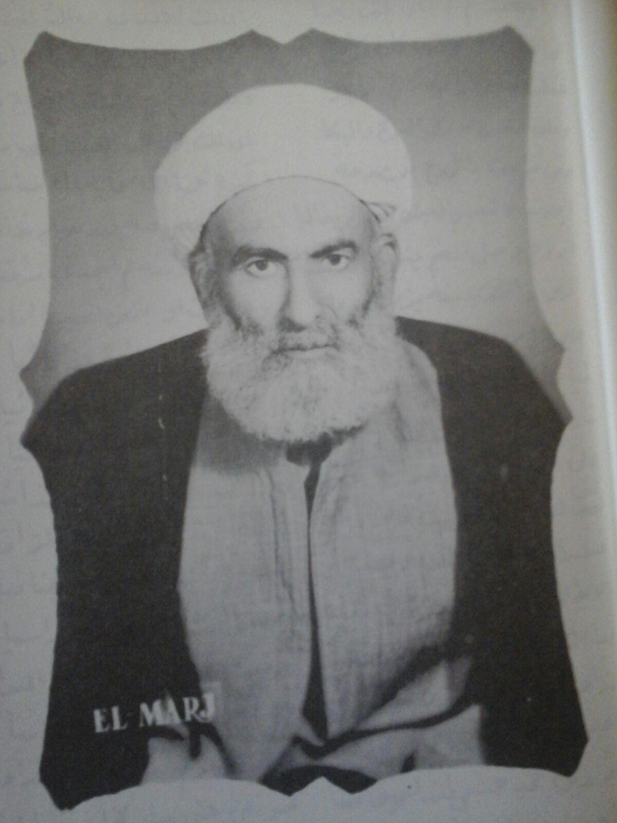 الشيخ عبد الكريم صادق