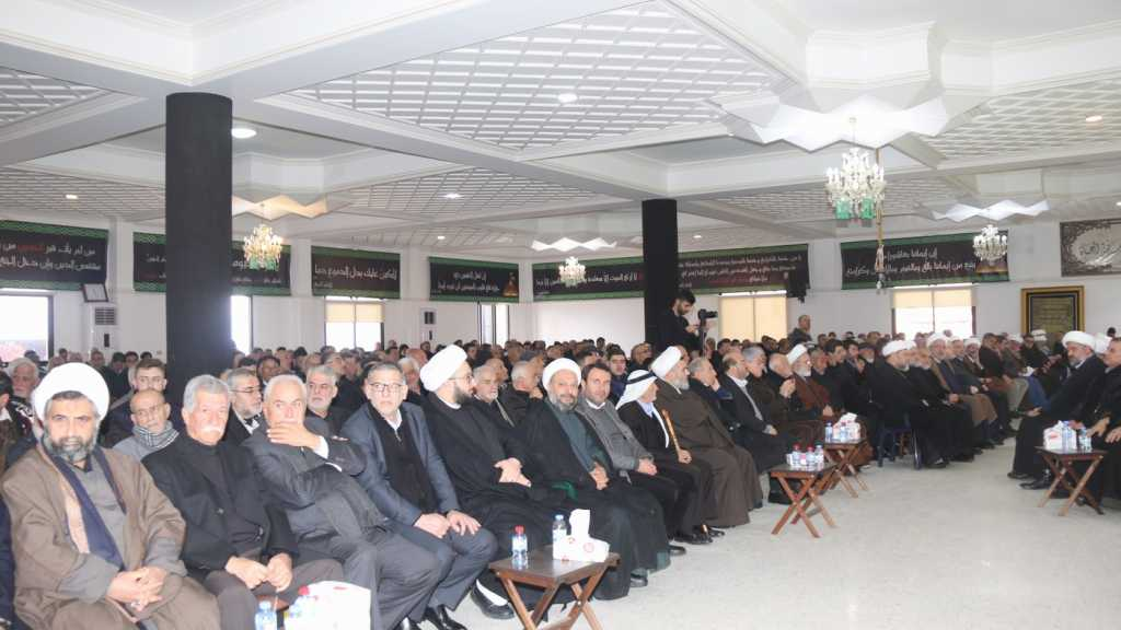 إسبوع العلامة المجاهد الشيخ علي بغدادي ( طاب ثراه )